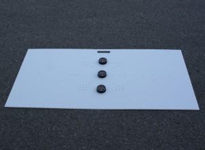 Pro Shot - Large - 3 Puck Pattern-square