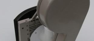Shallow Sump Vortex in Round Adapter – Left