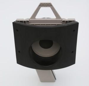 Vortex in Round Adapter - Back