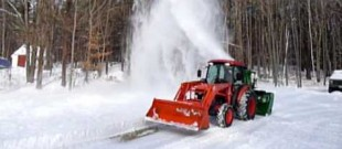 Trust Plas-Tech Fabrications for your snow blower and plough components